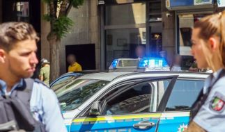Vor einem Friseursalon in der Hansastraße in Dortmund ist es zu einer Schießerei gekommen, bei der ein Mann verletzt wurde. (Foto)