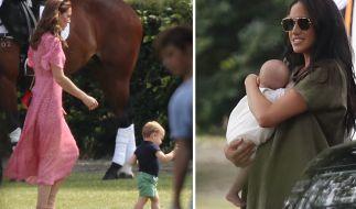 Der Zoff zwischen Herzogin Kate und Herzogin Meghan nimmt offenbar kein Ende. (Foto)
