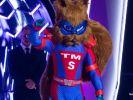 Dieses Topmodel steckte im Eichhörnchen-Kostüm!