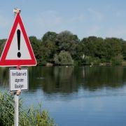 Ekelalarm im Badesee! So können Sie sich schützen (Foto)