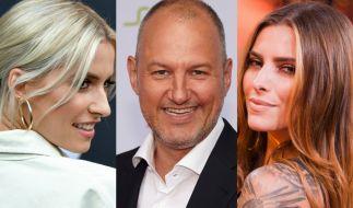Lena Gercke, Frank Rosin und Sophia Thomalla fanden sich in dieser Woche in den Schlagzeilen wieder. (Foto)