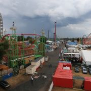 Melt-Festival untergebrochen und Kirmes in NRW geschlossen (Foto)