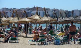 Am Playa de Palma ist ein Mann ertrunken. (Foto)
