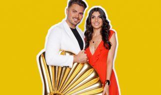 """Mit ihrem Freund Johannes Haller zieht Ex-""""Bachelor""""-Kandidatin Yeliz Koc ins """"Sommerhaus der Stars"""". (Foto)"""