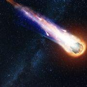 In dieser Woche ziehen fünf Asteroiden sehr nah an der Erde vorbei. (Foto)