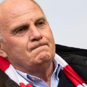 DAS sagt Rummenigge zum angeblichen Hoeneß-Ende bei Bayern (Foto)