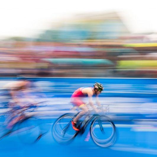 Hogenhaug gewinnt Ironman in Hamburg - Andreas Raelert gibt auf (Foto)