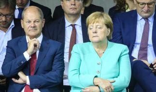 Wie geht es Angela Merkel aktuell? (Foto)