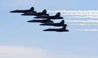 Die US-Navy hat einem Patentantrag zufolge einen neuartigen Antrieb entwickelt. (Symbolbild) (Foto)