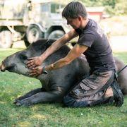 Sogar die Tiere im Tierpark bekommen Sonnencreme gegen die gefährliche Strahlung.