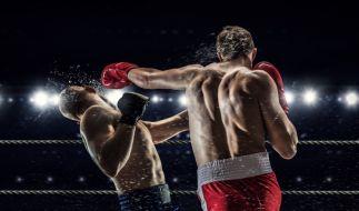 Der argentinische Boxer Hugo Santillan ist nach einem Kampf im Alter von nur 23 Jahren gestorben (Symbolfoto). (Foto)