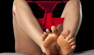 Probleme mit dem Einschlafen? Der Barmer Krankenkasse zufolge kann eine Runde Solosex Wunder wirken... (Foto)