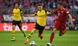 BVB vs. Bayern München: Wer schnappt sich in diesem Jahr die Meisterschale? (Foto)