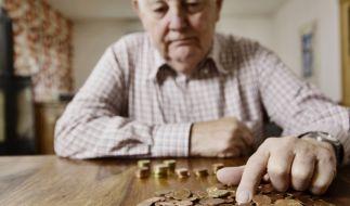 Viele Rentner in Deutschland müssen mit einer Mini-Rente auskommen. (Foto)