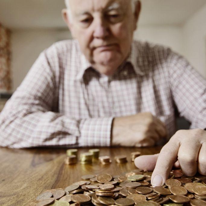 Renten-Schock! SO WENIG Geld bekommen 9,3 Millionen deutsche Rentner (Foto)