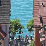 Schöne Sch****! Fäkalien im Bodensee machen Schwimmer krank (Foto)