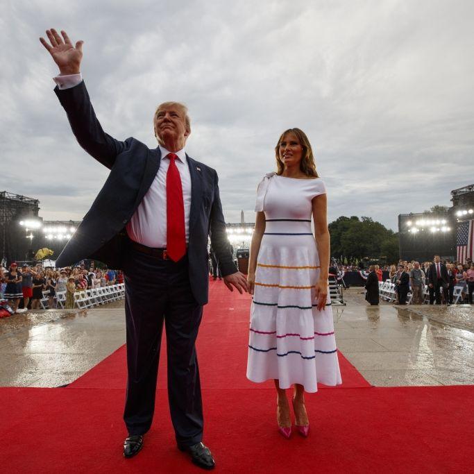 Wildes Liebesleben! DIESEN Frauen ist der US-Präsident schon verfallen (Foto)