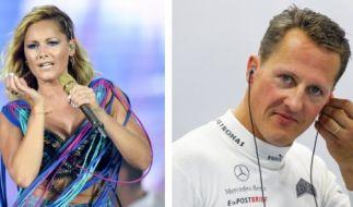 Helene Fischer und Michael Schumacher in den Promi-News der Woche. (Foto)