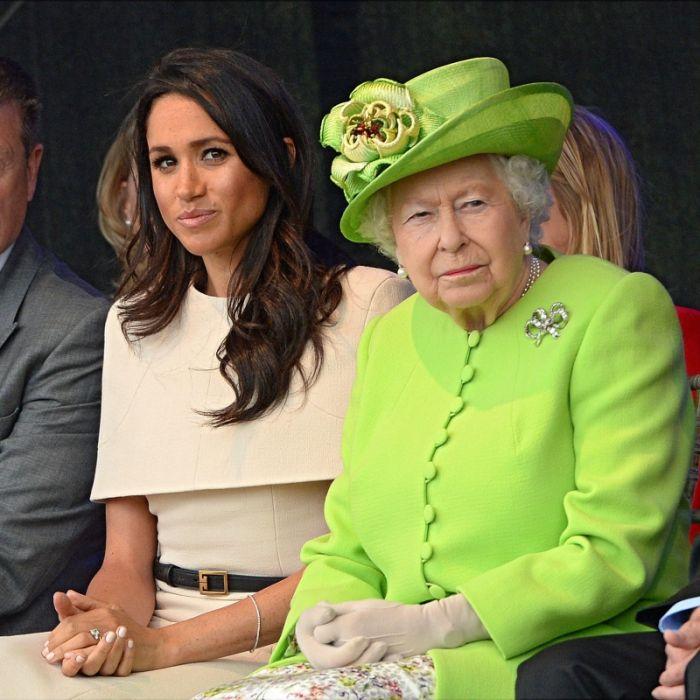 Zum Geburtstag! Royaler Anschiss von Queen Elizabeth II. (Foto)