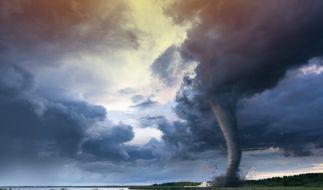 In Italien wüten heftige Unwetter. (Foto)