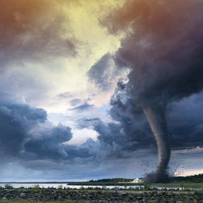 Mehrere Tote in Italien! Wetter-Warnungen für DIESE Länder (Foto)