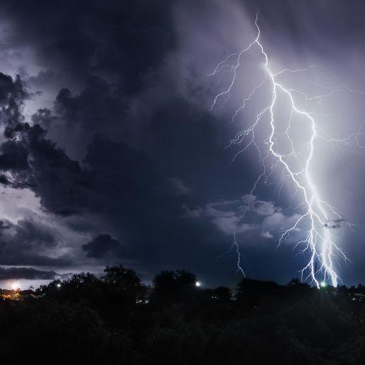 Unwetter-Alarm in Deutschland! Vertreibt Tief Vincent jetzt die Hitze? (Foto)