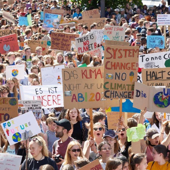 Der Planet ächzt! Menschheit verbraucht zu viele Ressourcen (Foto)