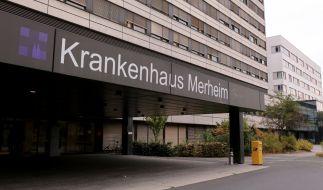 Bei einem Feuer im Krankenhaus in Köln-Merheim ist ein Patient gestorben. (Foto)