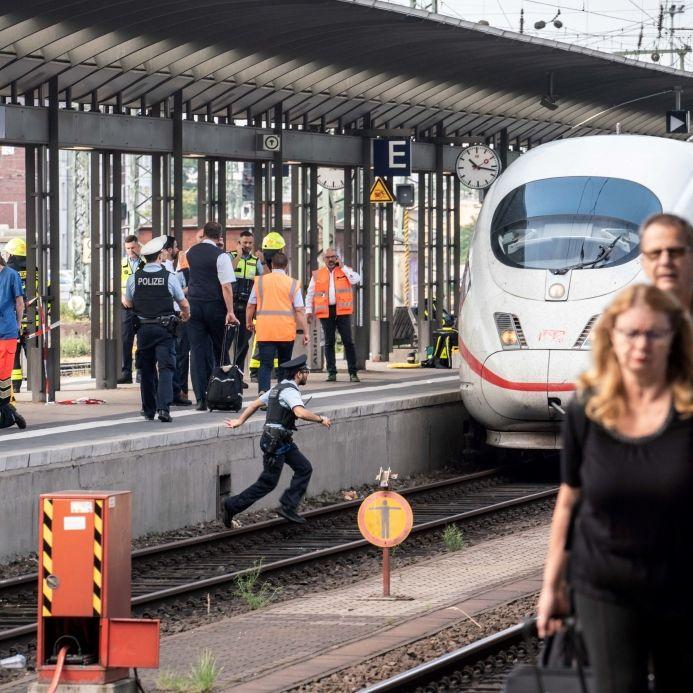 """""""Gefahr für die Allgemeinheit""""! ICE-Schubser kommt in Psychatrie (Foto)"""
