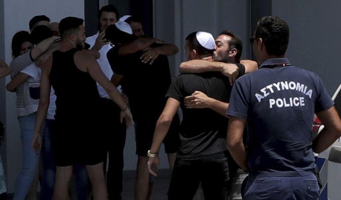 Angebliche Gruppenvergewaltigung auf Zypern