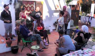 """Im """"Sommerhaus der Stars"""" herrscht dicke Luft - ein Paar verlässt die Show in Folge 2 sogar freiwillig! (Foto)"""