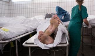 Leiche für die Forschung wurden ohne Zustimmung der Hinterbliebenen gesprengt. (Symbolbild) (Foto)