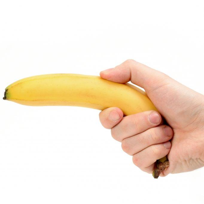 Schüler wollen Lehrerin mit Banane töten (Foto)