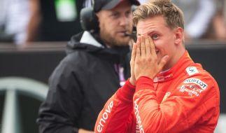 Mick Schumacher tritt in die Fußstapfen seines berühmten Vaters. (Foto)