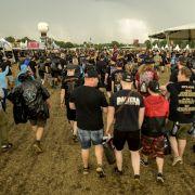 """""""Sehr ruhiges und sehr entspanntes"""" - Heavy-Metal-Festival beendet (Foto)"""