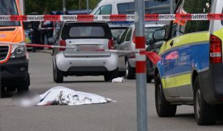 Ein Mann wurde in Stuttgart-Fasanenhof mit einem Schwert angegriffen und erstochen. (Foto)