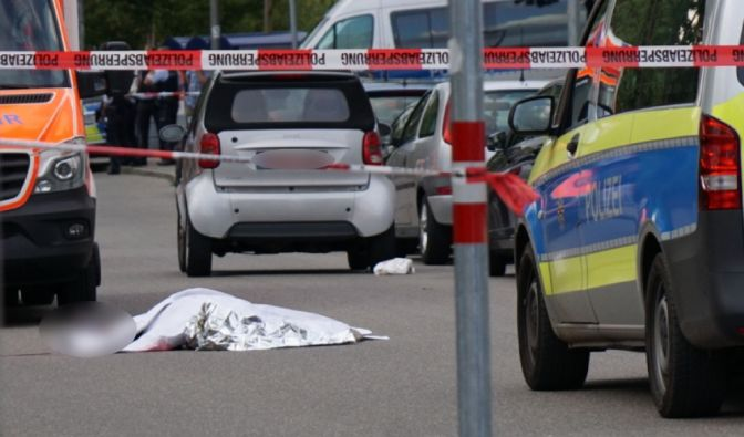 Schwert-Mord in Stuttgart