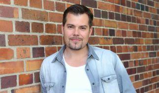 GZSZ-Star Daniel Fehlow schlüpft wieder in die Rolle von Leon Moreno. (Foto)