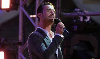 """Entertainer Florian Silbereisen bei der MDR-Aufzeichnung von """"Die Schlager des Sommers"""". (Foto)"""