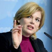 Julia Klöckner fordert nationalen Krisengipfel gegen Waldsterben (Foto)
