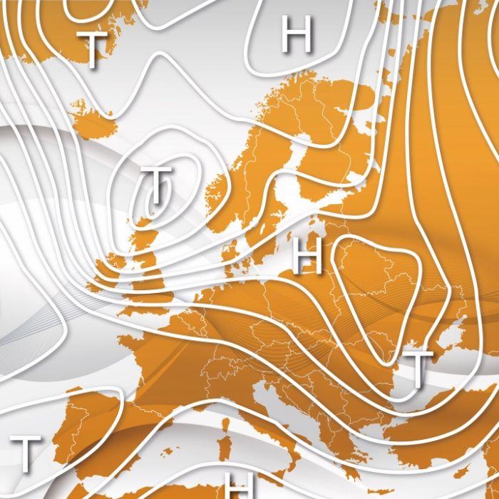 Hitze oder Dauerregen? DIESE Wetterlagen beeinflussen Europa (Foto)