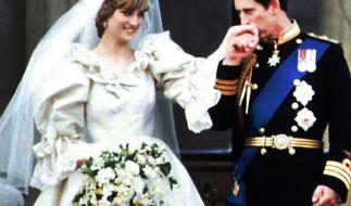 Die Ehe von Prinz Charles und Prinzessin Diana lief nicht immer so rund, wie es das Königshaus gern gesehen hätte. (Foto)