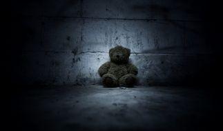 In Indien wurde ein 3-jähriges Mädchen Opfer eines grausamen Verbrechens. (Symbolbild) (Foto)