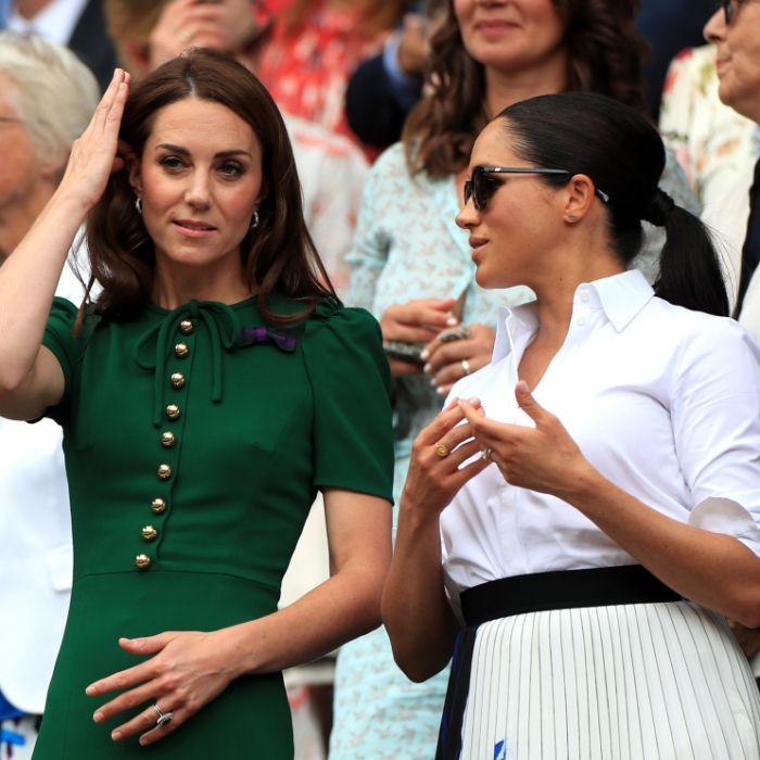 Alle wollen Herzogin Kate! HIER kassiert Meghan eine Klatsche (Foto)