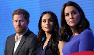 Die britischen Royals sorgten auch in dieser Woche für reichlich Schlagzeilen. (Foto)