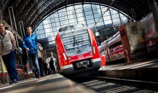 Der Frankfurter Hauptbahnhof ist aufgrund eines Polizeieinsatzes weiträumig abgesperrt worden (Symbolbild). (Foto)