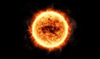 In der neuen Woche soll ein Sonnensturm auf die Erde treffen. (Foto)