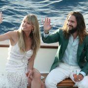 """Na endlich! DAS ist das offizielle Hochzeitsfoto von """"Mr. und Mrs. Kaulitz"""" (Foto)"""