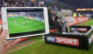 Wo kann man die Spiele der 1. Fußball-Bundesliga 2019/20 in Live-Stream und TV verfolgen? (Foto)