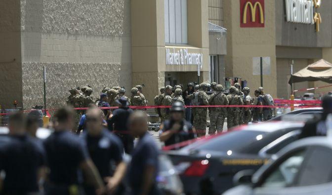 El Paso-Massaker